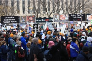 GAP at March for Life
