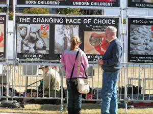 Georgia Right to Life President Dan Becker explains how unborn children are denied rights of personhood.