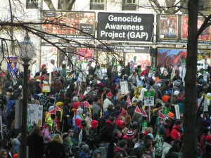 GAP at 2011 March for Life
