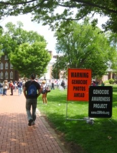Pro Life on Campus at the University of Delaware