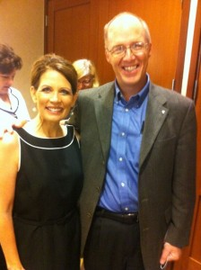 Michele Bachmann and me