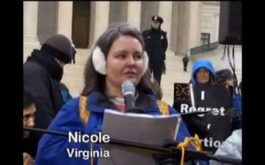 Nicole Cooley is Silent No More at the US Supreme Court