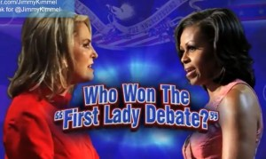 First Lady Debate